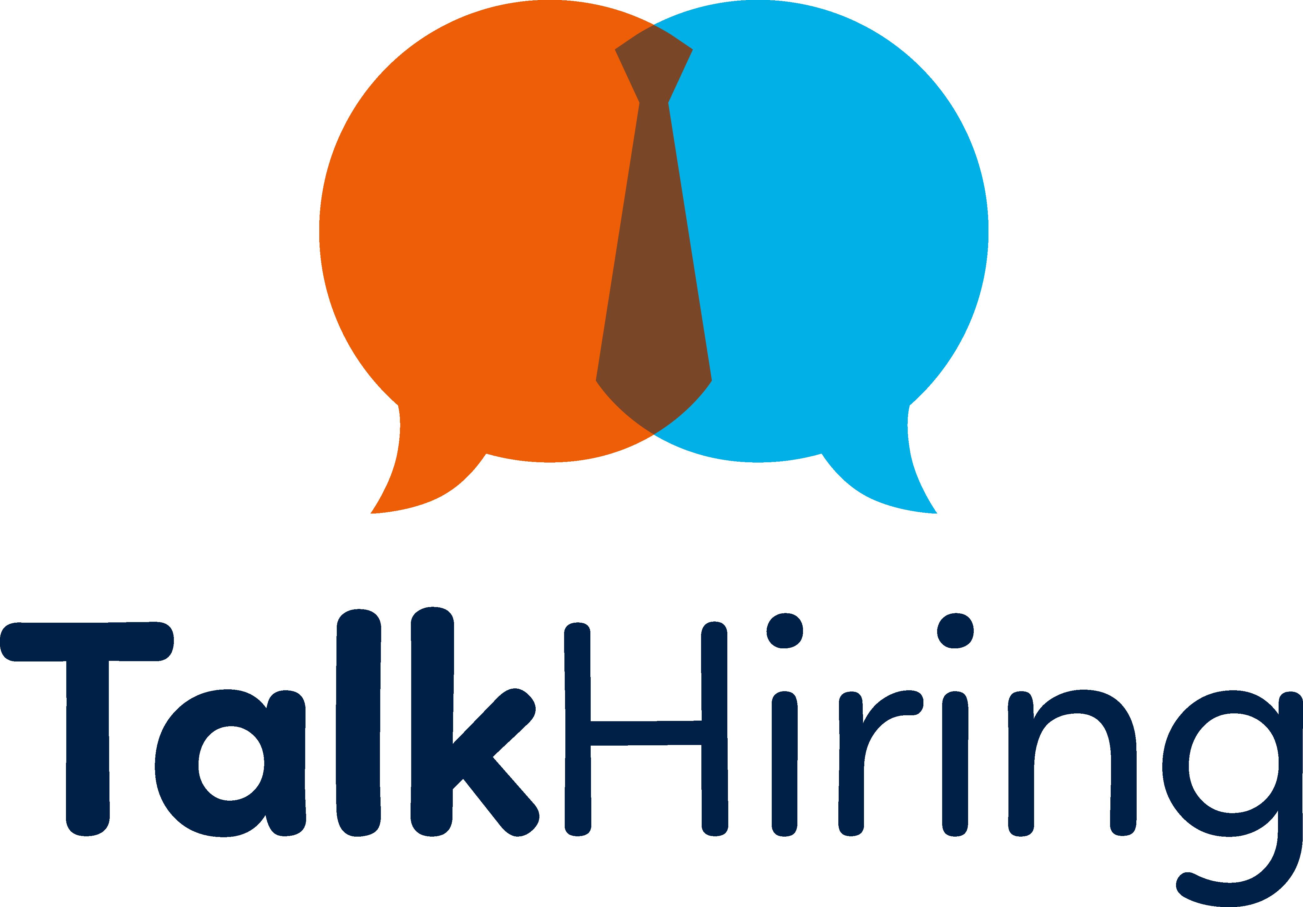 Talk Hiring Logo